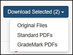 download selected