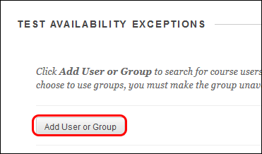 Add users or groups